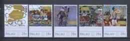Palau 2012 - Set Of 5 MNH SUMMER OLYMPICS LONDON 2012 - Sommer 2012: London