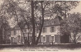 Le Mesnil St-Denis.  Chateau  Des Ambésys. Côté Sud - Le Mesnil Saint Denis