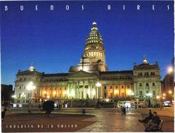 Argentina:National Congress Building - Argentine