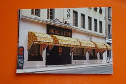 ET/236  HOTEL RESTAURANT DE LYON NANTUA LOGIS DE FRANCE - Nantua