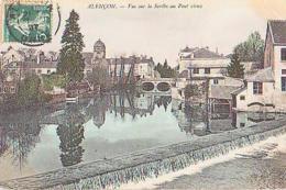 Orne        241        Alençon.Vue Sur La Sarthe Au Pont Vieux - Alencon