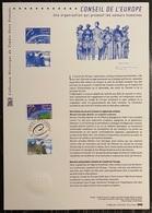 France - Document Philatélique - Premier Jour - FDC - Conseil De L'Europe - 2007 - 2000-2009