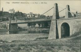 43 CHADRAC / Le Pont / - France