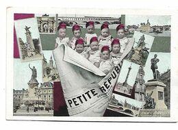 Cpa Cartes Postales Ancienne - Bebe Petite Republique Socialiste - Bébés