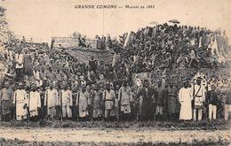 20-9480 : GRANDE COMORE. MORONI EN 1885 - Comores