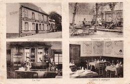 57-BITCHE-CAFÉ-RESTAURANT-FORT SEBASTIEN-DANIEL TOCQUARD - Bitche