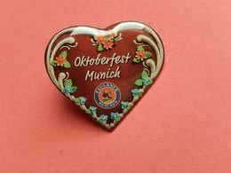 Pin's -  BIERE PAULANER - OCTOBERFEST MUNICH - Bierpins