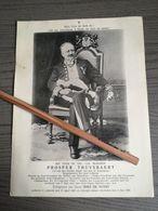 Prosper Thuysbaert,Burgemeester Lokeren,1853-1908. - Religion & Esotericism