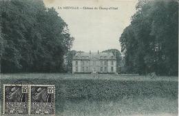 76 LA NEUVILLE  Château Du Champ-d'Oisel - France
