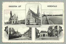 **  HERENTALS  **  -   Groeten Uit Herentals - Herentals