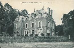 76 LA NEUVILLE-CHAMP D'OISEL - Château De La Neuville - France
