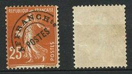 FRANCE - Préo N° 57 - 25c - Neuf - 1953-1960