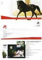 Portugal 2009 , Brochure , Pagela , Antonio Pedro , Jazz , D. Afonso Henriques , Lusitano Horse , Portuguese Bread - Autres (àpd. 1941)