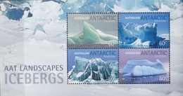 AAT, Bloc N° 7 (Iceberg De L'Antarctique), Neufs ** - Australian Antarctic Territory (AAT)