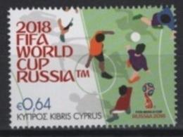 Cyprus (2018) - Set -  /  World Cup Russia - Soccer - Football - Calcio - Fussball - 2018 – Russia