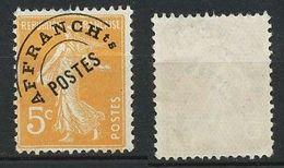 FRANCE - Préo N° 50 - 5c - Neuf - 1953-1960