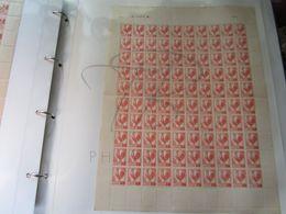 VEND TIMBRES D ' ALGERIE N° 220 EN FEUILLE !!! - Unused Stamps