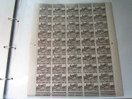 VEND TIMBRES DE TUNISIE N° 284 EN FEUILLE !!! - Unused Stamps
