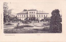 Selten ALTE  AK  SCHRAMBERG / BW  - Schloß -  1909 Gelaufen - Schramberg