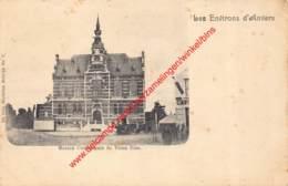 Mortsel - Maison Communale De Vieux Dieu - Oude God - Ed. Nels - Mortsel