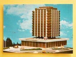 V10-90--territoirede Belfort--belfort--caisse D'epargne Et De Prevoyance- Maquette Du Nouvel Hotel-pub Au Dos- - Belfort - Stadt