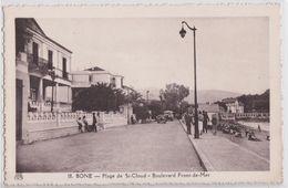 BÔNE - Plage De Saint-Cloud Boulevard Front-de-Mer - Annaba (Bône)