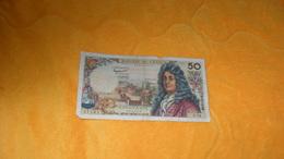 BILLET DE 50 FRANCS RACINE..B.5-11-1964.B.../ N°0193057181.. - 1962-1997 ''Francs''