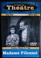 Théâtre - Madame Filoumé -  Rosy Varte - Alfred Adam - Pierre Arditi . - Comédie