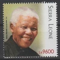 Sierra Leone 2018 Mi. ? Stamp Joint Issue PAN African Postal Union Nelson Mandela Madiba 100 Years - Sierra Leone (1961-...)