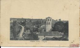 81 VIEUX - L'Eglise - France