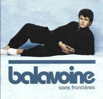 """2 CD  Daniel Balavoine   """"  Sans Frontières  """" - Musique & Instruments"""