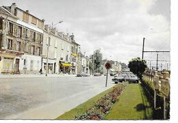 94 VILLENEUVE SAINT GEORGES Cpm Rue De PARIS - Villeneuve Saint Georges