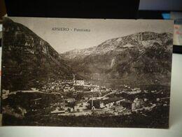 Cartolina Di  Arsiero Prov Vicenza Panorama Formato Piccolo - Vicenza