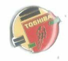 Cyclisme Vélo Sponsor Toshiba - Ciclismo