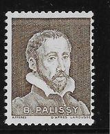 France Fictif Bernard Palissy PA 16 - Neuf ** Sans Charnière - TB - Phantom