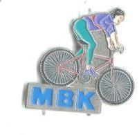 Cyclisme Vélo Coureur Sponsor MBK - Wielrennen