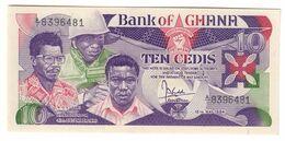 GHANA10CEDIS15/05/1984P23UNC.CV. - Ghana