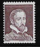 France Fictif Bernard Palissy PA 17 - Neuf ** Sans Charnière - TB - Phantom