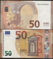 2017-NUEVO BILLETE DE 50 EUROS-SIN CIRCULAR-V011D4 - EURO