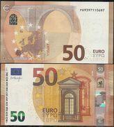 2017-NUEVO BILLETE DE 50 EUROS-SIN CIRCULAR-P008H5- - EURO