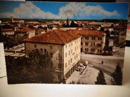 Cartolina Di Casarsa Panorama E Albergo Leon D'oro Prov Pordenone - Pordenone