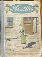 Album XIX De Lisette: Perdue Dans La Neige (Roman Complet) - Recueil Relié De 28 Numéros (n° 25 à 52) 1936 - Livres, BD, Revues