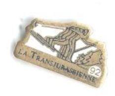 Ski De Fond Course La Transjurassienne 1992 Skieurs - Sport Invernali