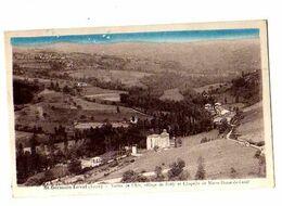 42 SAINT GERMAIN LAVAL Vallée De L'Aix, Village De Baffy Et Chapelle Notre Dame - Saint Germain Laval