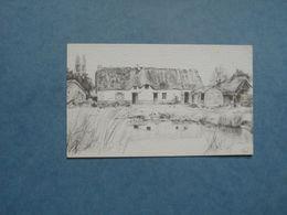 SAINT LYPHARD  -  44  -  Commune De BRECA  -  Petit Port  -  Format  8x13 Cms  -  Loire Atlantique - Saint-Lyphard