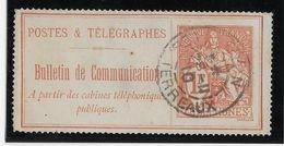 France Timbres Téléphone N°29 - Oblitéré - B/TB - Télégraphes Et Téléphones