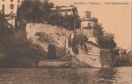 Cartolina - Postcard / Non Viaggiata - Unsent /  Napoli, Posillipo -  Villa Roccoromana - Napoli