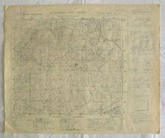 Puglia - Carta Topografica Dell'Istituto Geografico Militare, Foglio 189 Della Carta D'Italia, MASSERIA DEL PORTO, 1950 - Carte Topografiche