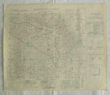 Puglia - Carta Topografica Dell'Istituto Geografico Militare, Foglio 189 Della Carta D'Italia, VALLONE DELLA SILICA 1950 - Carte Topografiche