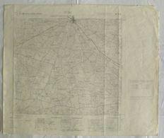 Puglia - Carta Topografica Dell'Istituto Geografico Militare, Foglio 189 Della Carta D'Italia, TURI, 1950 - Carte Topografiche
